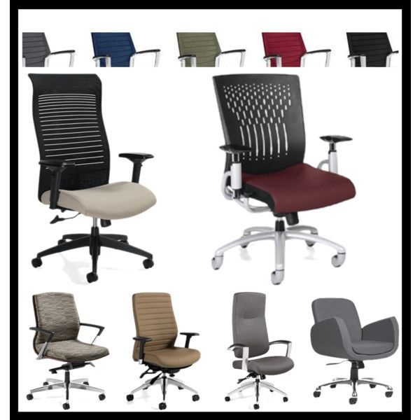 Designer Office Chairs By Global Total Office By Ofdeals On