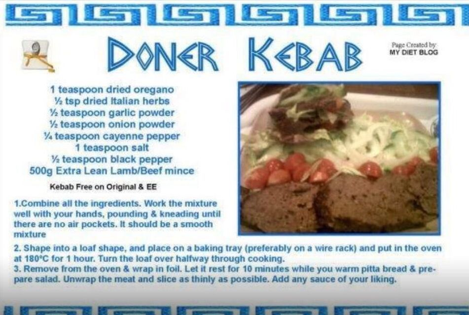 Donner meat tray recipes
