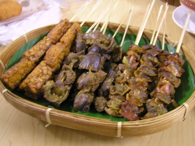 Resep Masakan Sate Hati Ampela Jakarta Food Cooking Recipes Cooking