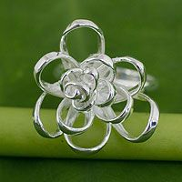 Exotic Chrysanthemum from @NOVICA, They help #artisans succeed worldwide.