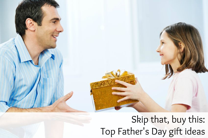 Great Father's Day gift suggestions