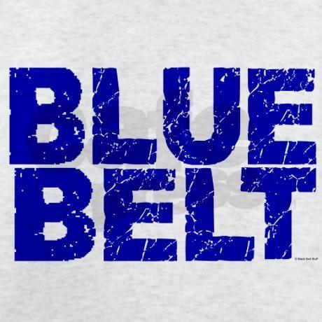 #BLUEBELTSWAG