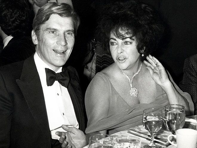 Elizabeth S Taylor S Husbands And Marriages Elizabeth Taylor S Husbands Elizabeth Taylor John Warner