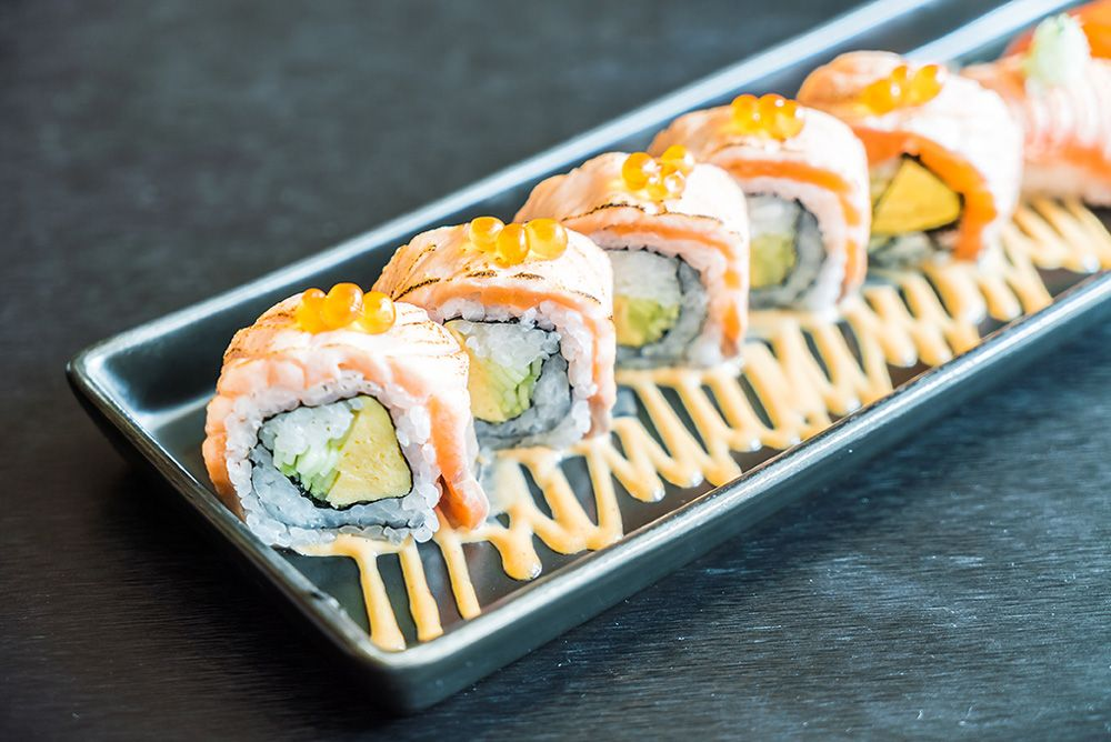 Ultimate Guide On Different Types Of Sushi Best Sushi Rolls Rice Sauce Best Sushi Rolls Types Of Sushi Sushi Roll Recipes