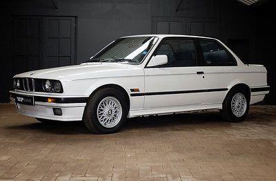 EBay BMW E I SE AUTO DOOR SALOON COUPE WHITE - Bmw 320i 2 door