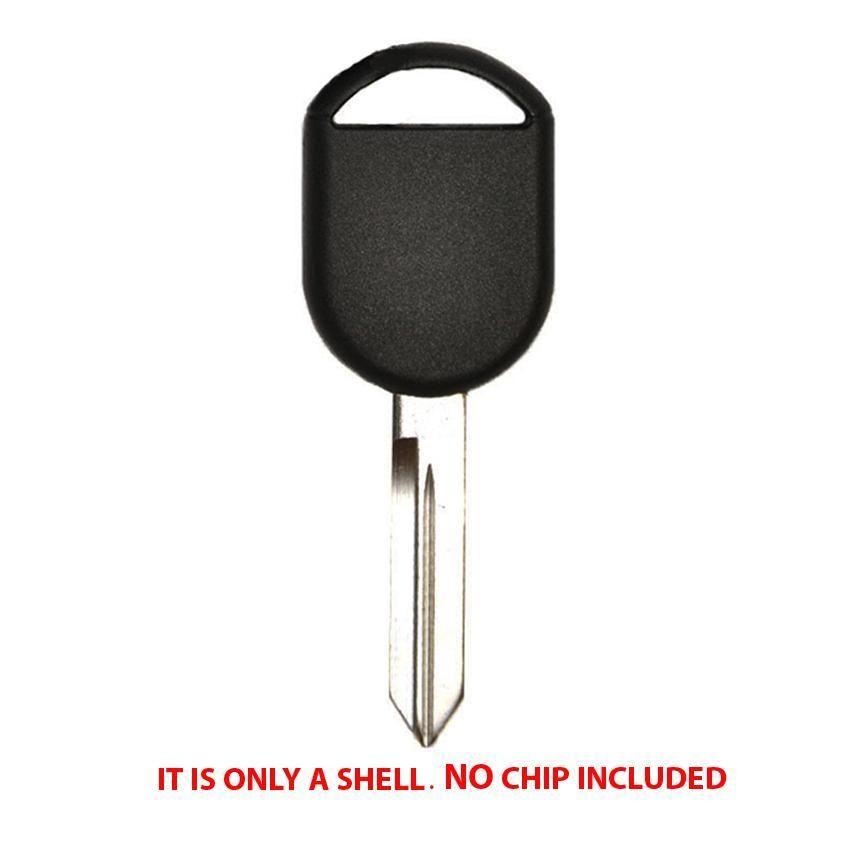 2000 2013 Ford Key Shell H75 Ford Shells Key