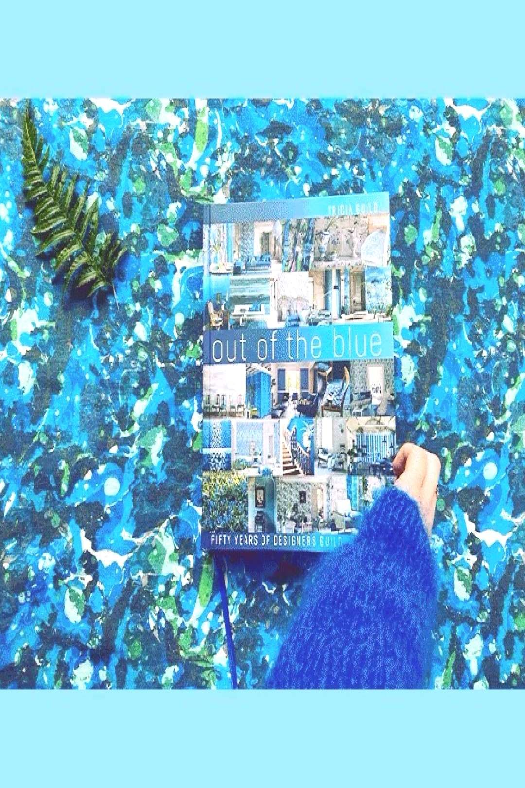 #designersguild #celebratin #available #online #blue #book #out #the #now #new #of #a Out of the blue book now available online - A new book celebratinYou can find Designers guild and more on our website.Out of the blue book...