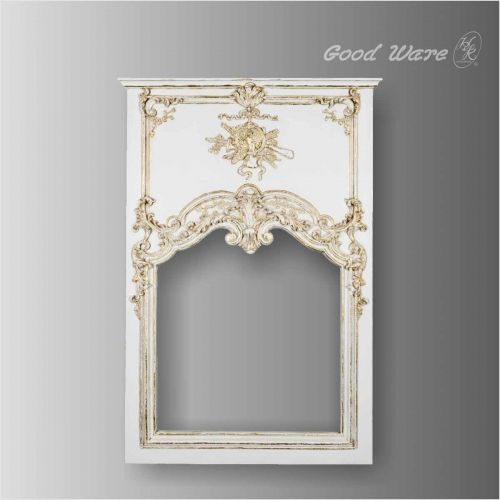 Polyurethane ornate mirror frame for sale | Mirror frame moldings by ...