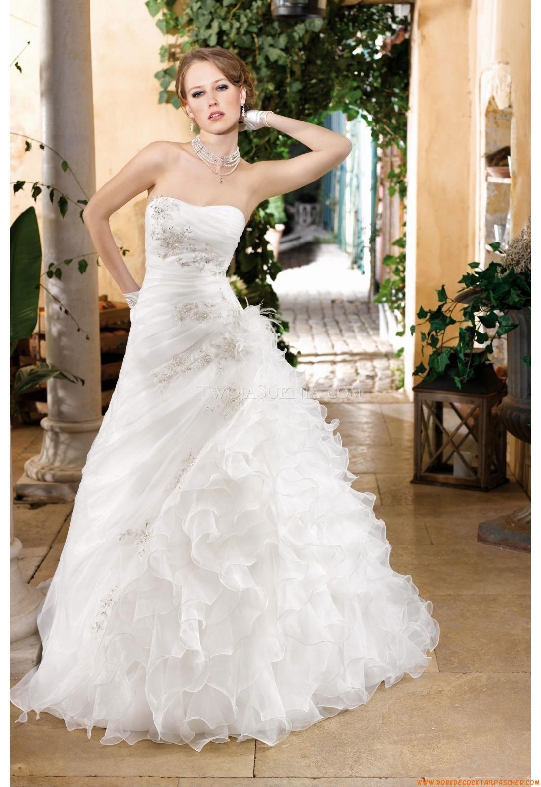 Robe de mariée Miss Kelly MK 14127 2014 (avec images