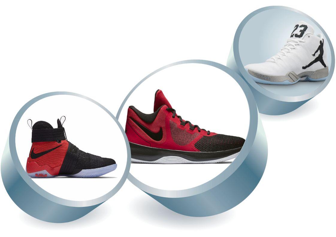 Basketbol Ayakkabilari Panosundaki Pin