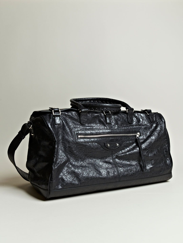 2a7e8d1ff0 BALENCIAGA MEN'S OVERSIZED SQUASH BAG | Style | Balenciaga mens ...