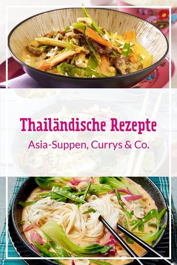 89 Thai-Rezepte | LECKER