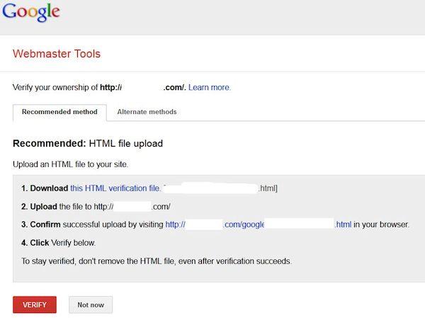 Google Webmaster Tools An Overview Webmaster Tools Webmaster