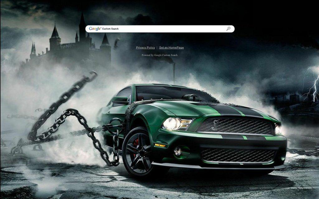 Fondos De Pantalla De Autos Deportivos Para Celular Fondos: Mustang Theme From ShinySearch