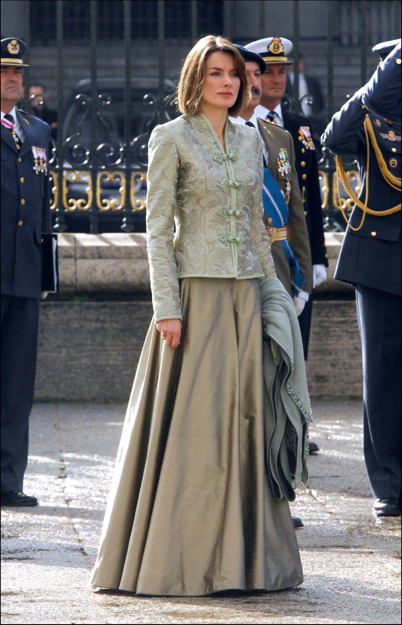 Letizia: 10 años de estilo