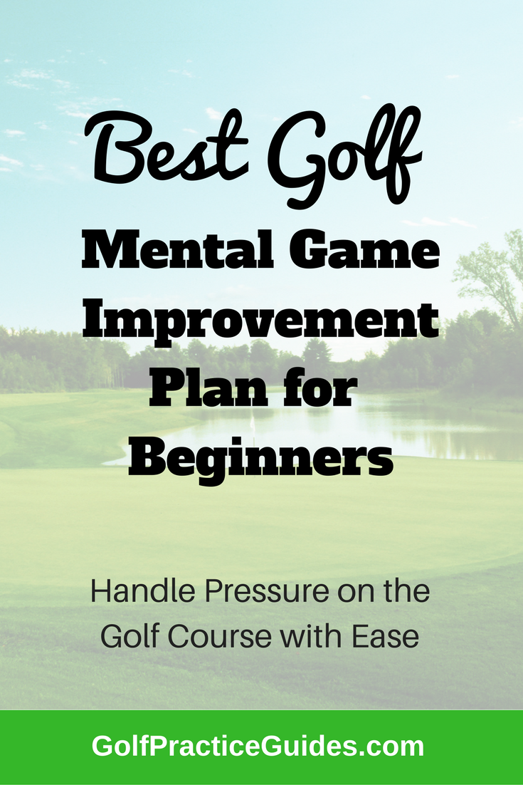 Best Golf Mental Game Book for Learning Tips to Control