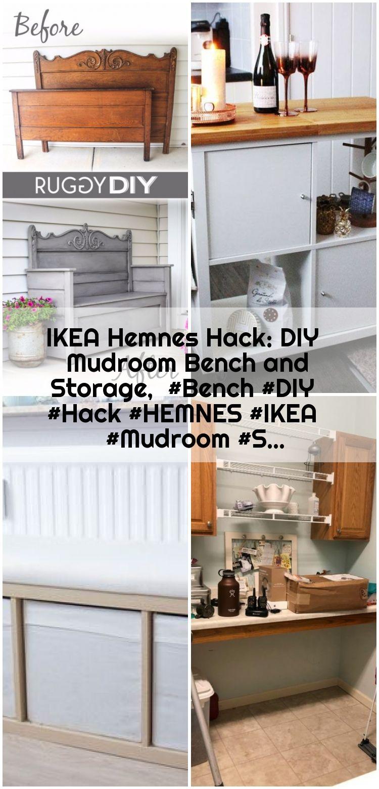 Ikea Hemnes Hack Diy Mudroom Bench And Storage Bench Diy Hack Hemnes Ikea Mudroom S Diy Mudroom Bench Ikea Hemnes Hack Ikea Hemnes
