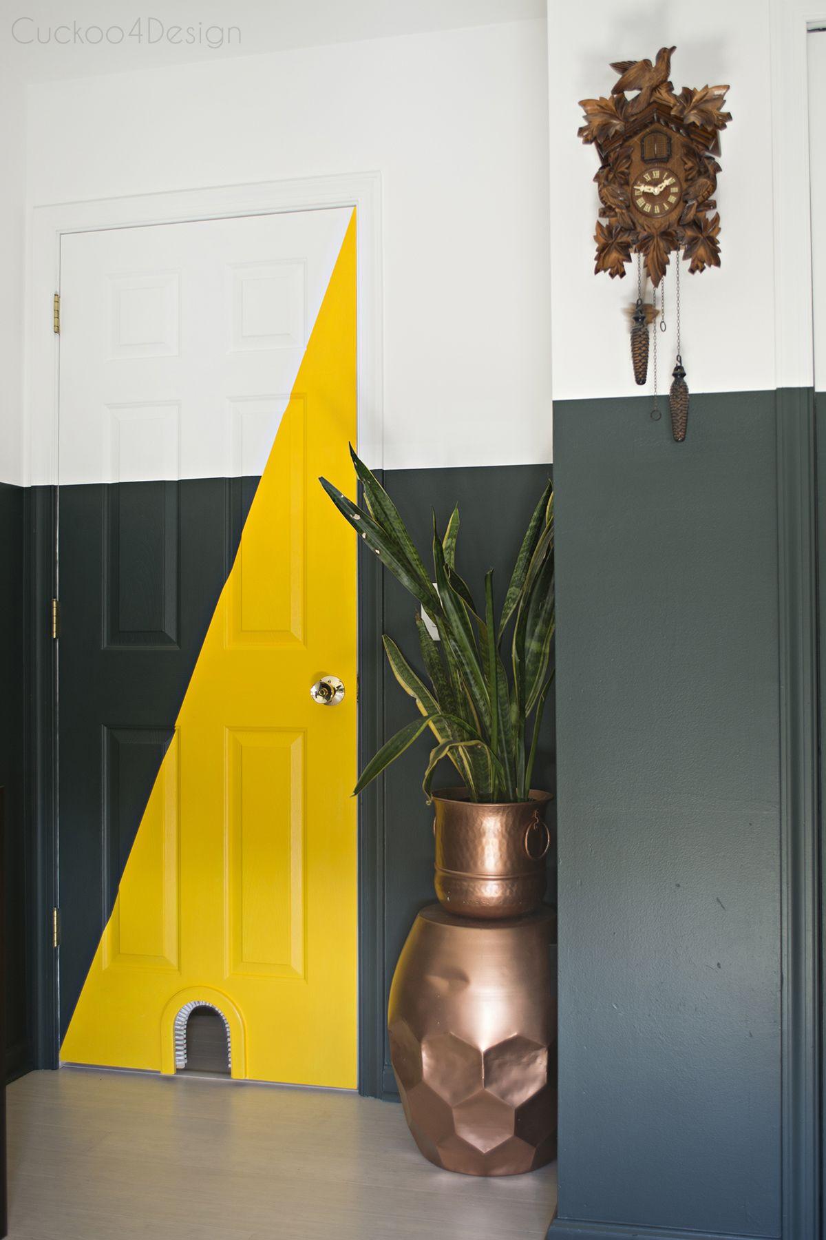 sophisticated boy\'s room | Green walls, Soccer room and Cuckoo clocks