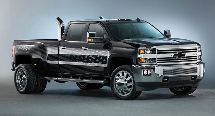 Chevy Silverado Guy >> Chevy And Kid Rock Create A Silverado 3500hd For The Working Class