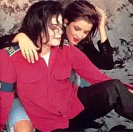 michael jackson and thay each other so much