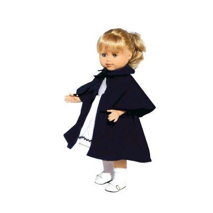 BleusHabillée Blonde Aux Yeux Robe D'une Poupée Sans nO8kwN0PX