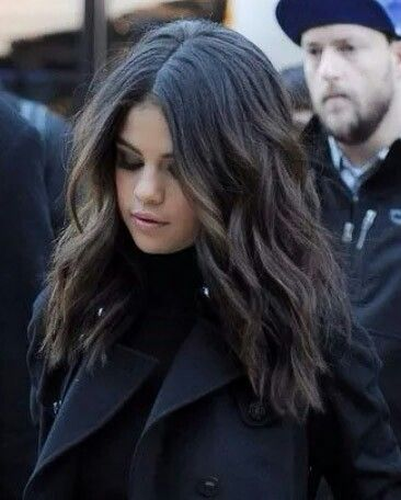 Selena Gomez Haircut Layered