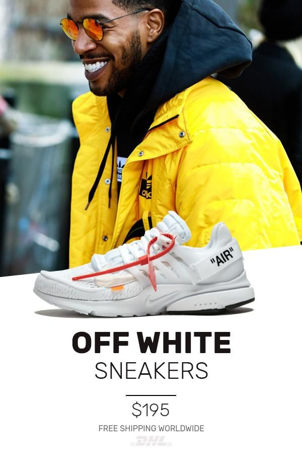 Mens size the perfect Nike Off-White Air Presto White   OW unauthorized  sneakers 52adeb8d6