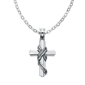 Axl By Triton Stainless Steel Textured Cross Pendant Necklace Men Mens Necklace Pendant Cross Pendant Necklace Men Mens Cross Necklace