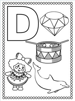 Alphabet Coloring Pages For Back To School At Home Learning By Angie S Alphabet Coloring Pages Alphabet Coloring Letter Recognition Worksheets