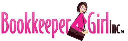 Bookkeeper Girl Inc official logo