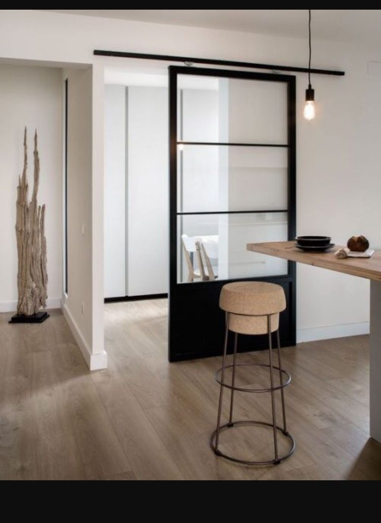 Metal Steel Barn Door Interior Sliding Doors Gl Modern