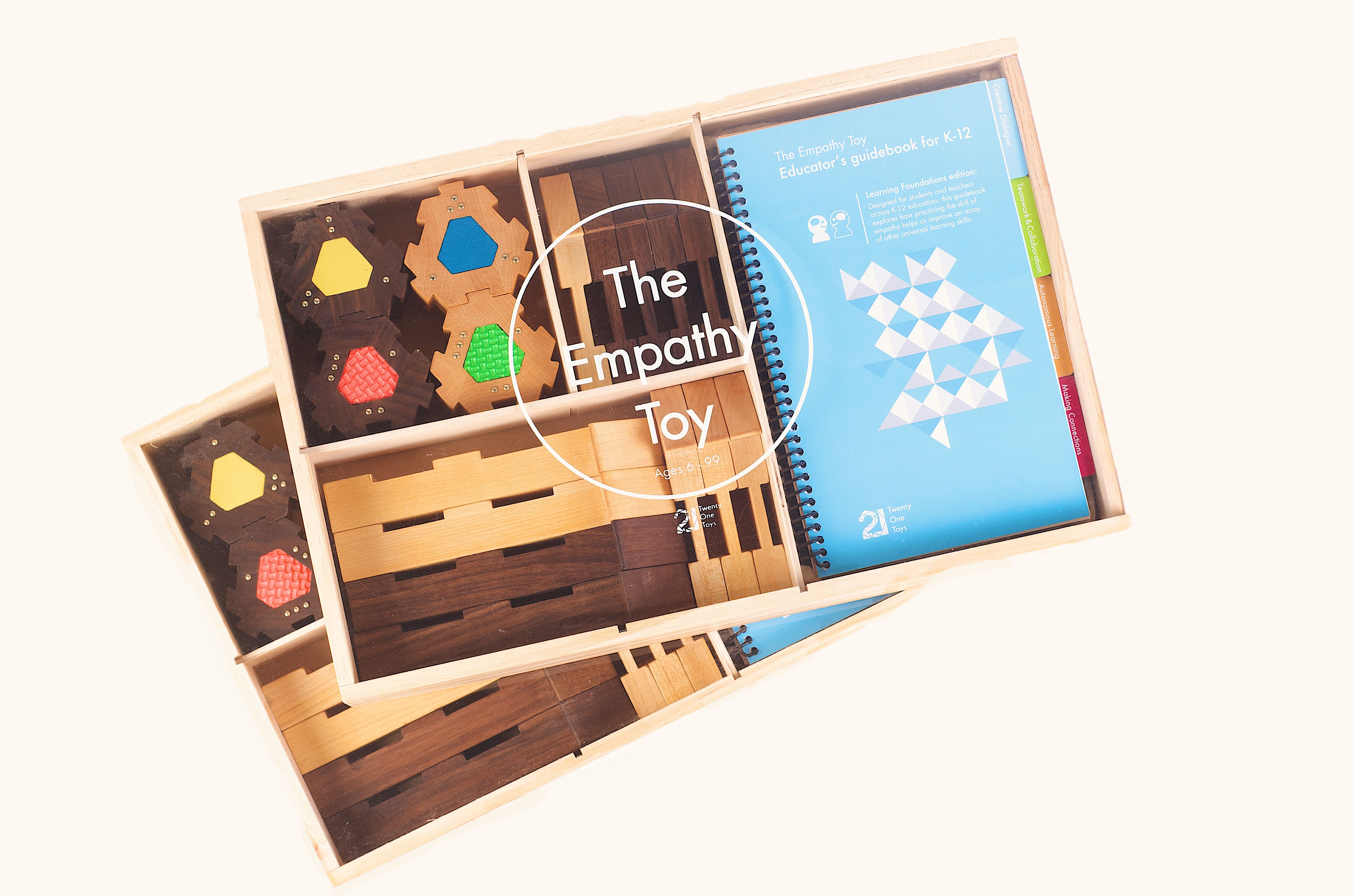 Two Empathy Toy Educator's Double Sets. | Cool tools ...