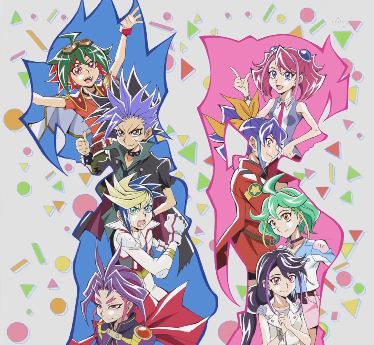 In Honor Of Yu-Gi-Oh Arc V For Everyone Who Still Hates
