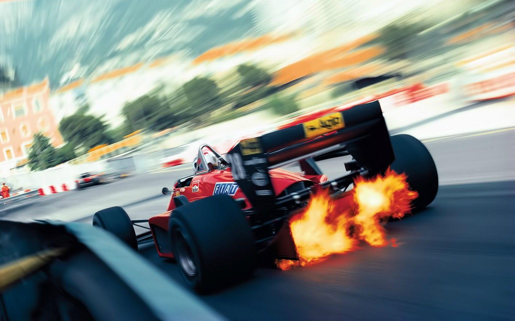 Ferrari Racing Formula 1 Vintage Blurred Wallpapers Hd Desktop And Mobile Backgrounds Formula 1 Car Racing Formula 1