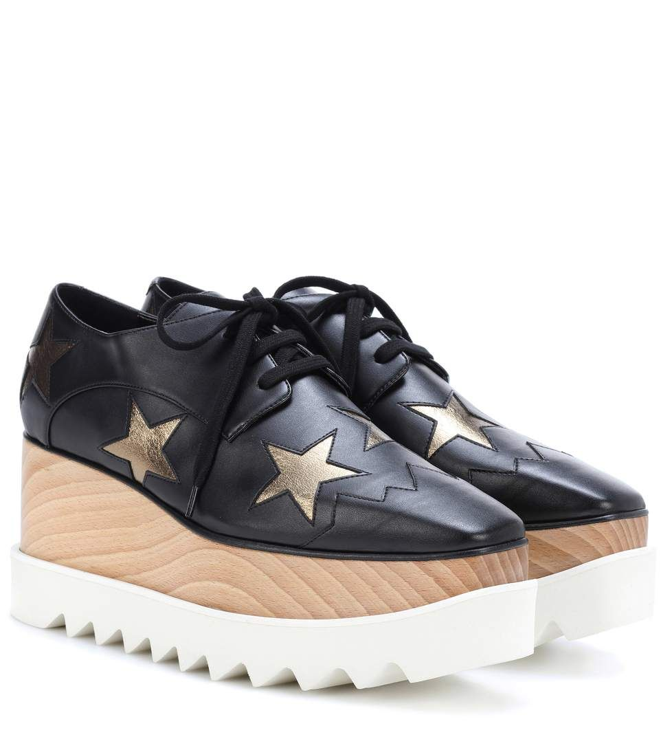 find great online Stella McCartney Stars derby shoes discount Manchester nOLyv