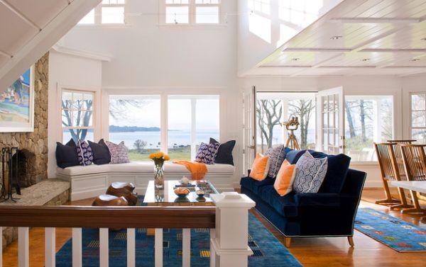 Maritim Einrichten   30 Frische Ideen Für Ihr Interieur Im Strand Look