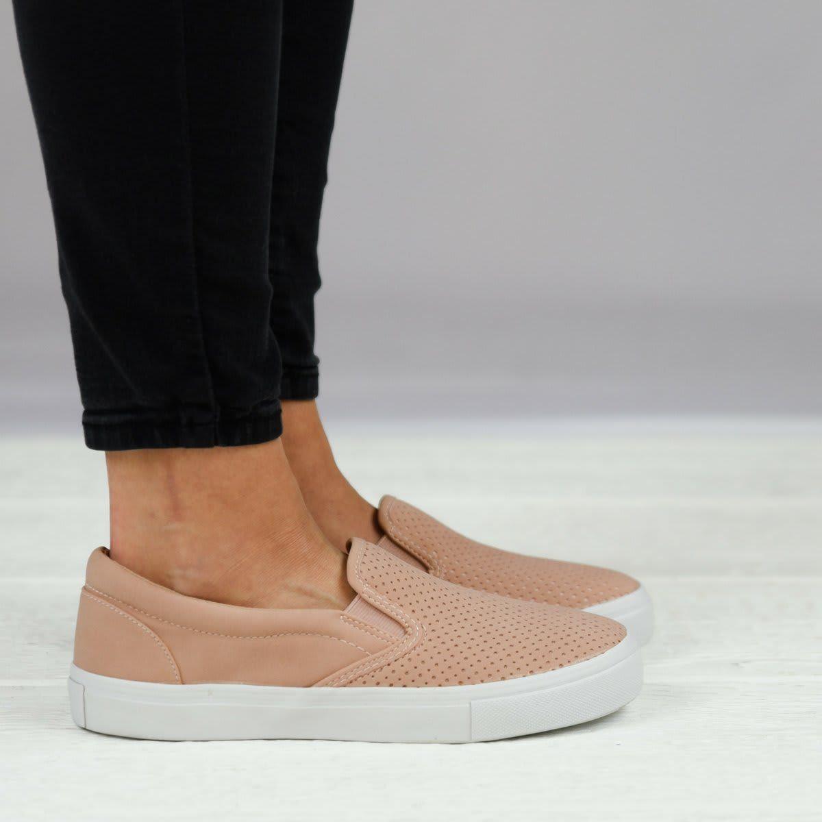 Cute Slip On Sneaker | 7 Colors | Slip