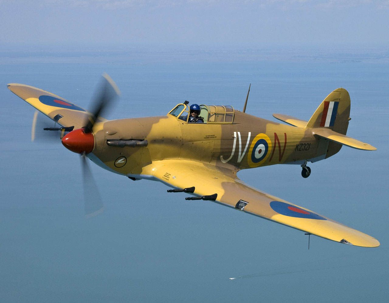 Hawker Hurricane Mk1 Hawker Hurricane Wwii Aircraft Vintage Aircraft