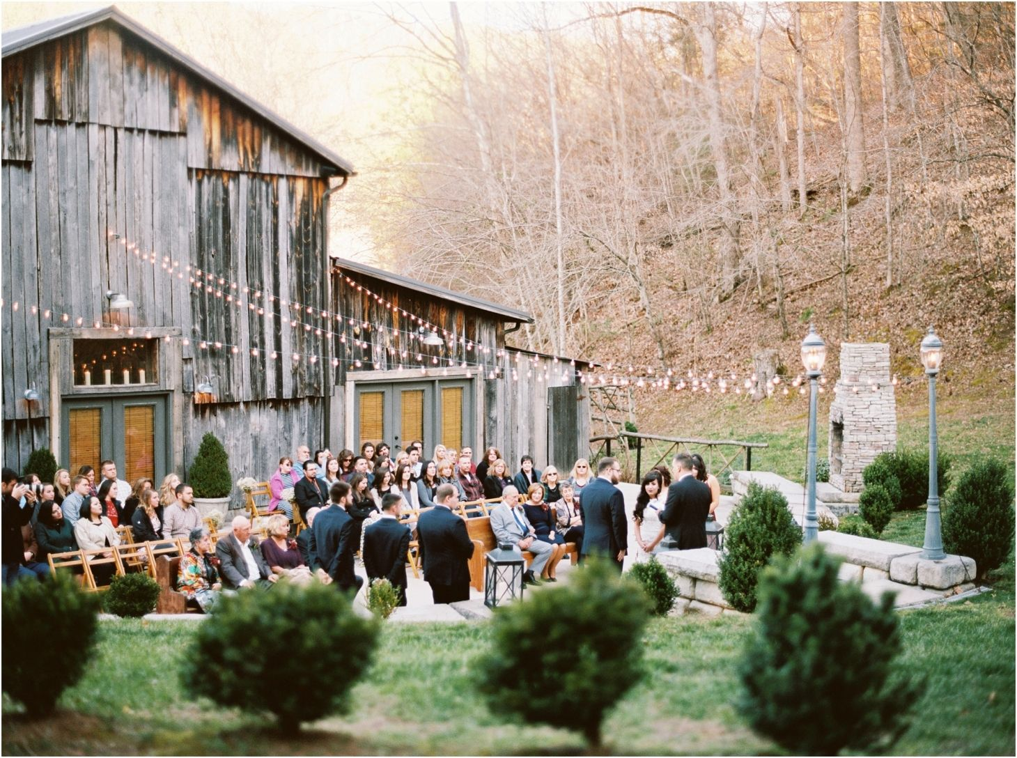 The Barn At Chestnut Springs Barn Wedding Venue Smoky Mountain