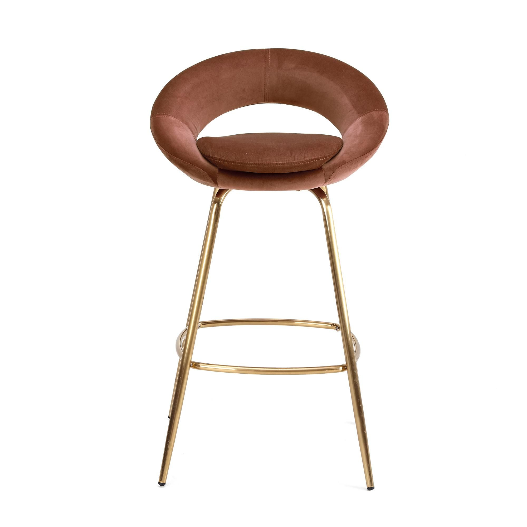 Park Art My WordPress Blog_Blush Velvet Chair With Gold Legs