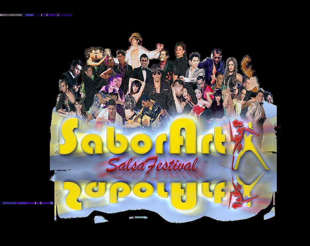 SaborArt Salsa Festival, August 14-16, 2015 | Toluca, Mexico.  Invited artists include: Francisco Vazquez, Shani Talmor, Fito & Xilo (Bachata), Sergio Jasso (Alma Latina), Adrian Arellano, Victor Burgos, Enrique Jarquin & Lorenita...and many more