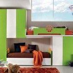 Basket Ball bedrooms theme from Antonio Lanzillo