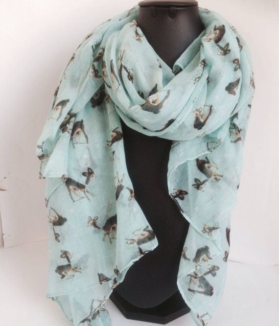 Hey, I found this really awesome Etsy listing at https://www.etsy.com/listing/207741442/baby-fawn-oversized-scarf