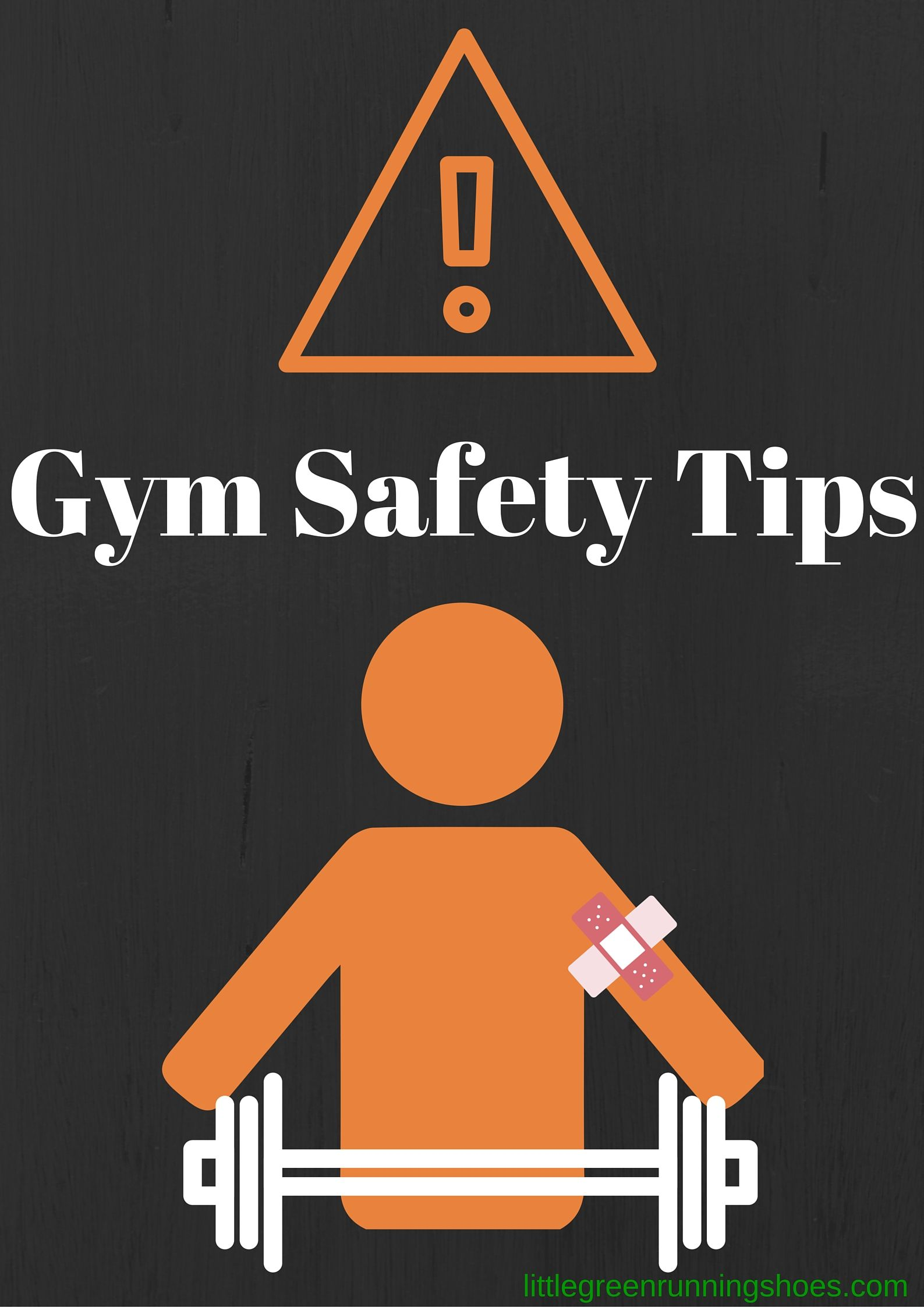 Gym Safety Safety tips, Gym, Tips