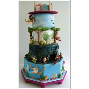 Disney Cake Designs culinary arts  http://www.chacha.com/gallery/6679/incredible-disney-themed-desserts/69852