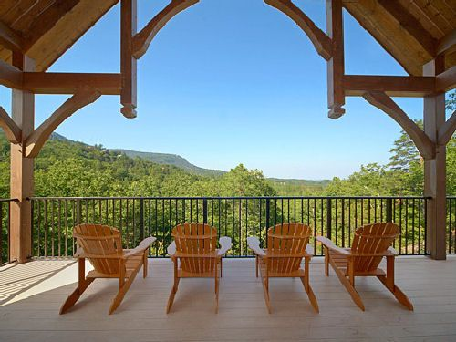 Pin By Gill Hall On Pool With A View Smoky Mountain