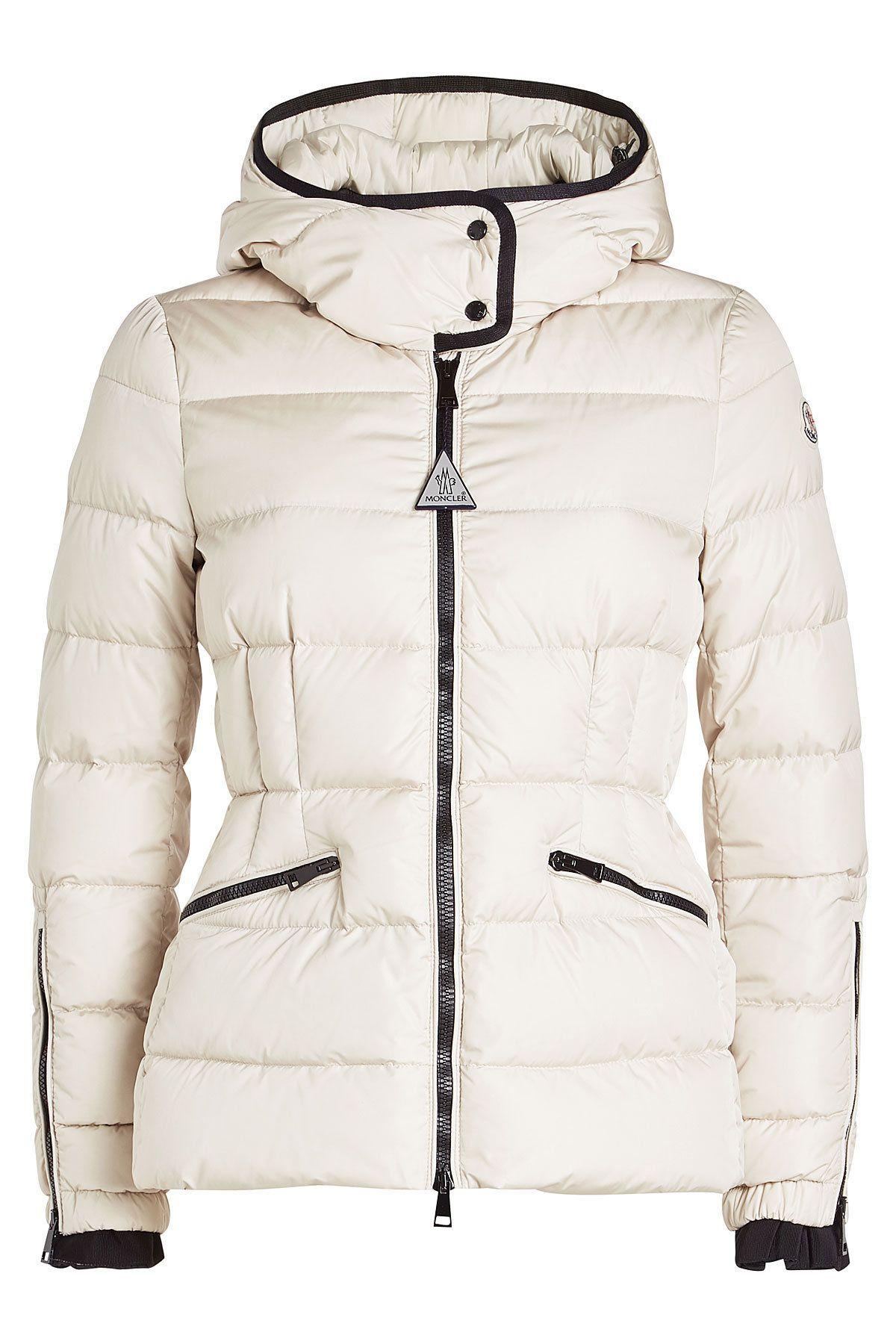1852cf0b5703 MONCLER Betula Down Jacket in White