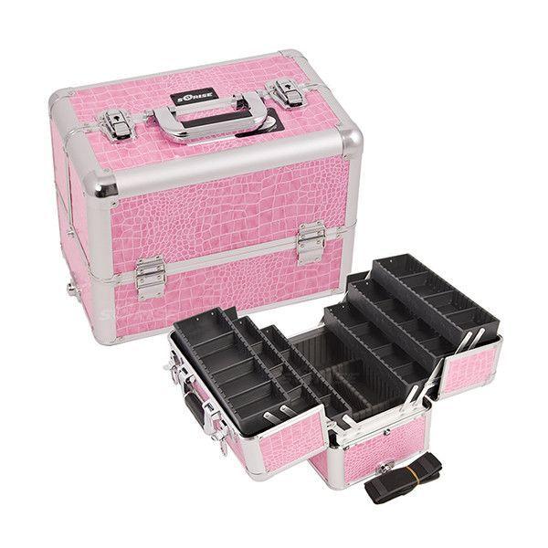 Just Case Pro Makeup Case E3304 In 2020 Makeup Case Beauty Case Makeup Storage Box