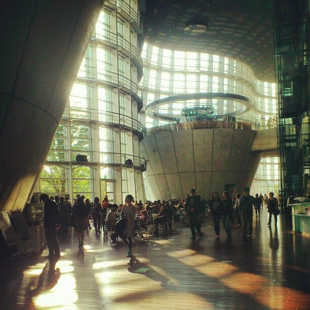 #National #Art #Center #Tokyo, #Japan