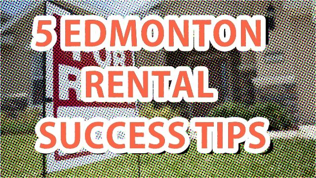 Edmonton rental homes for sale
